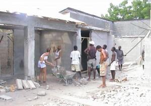 Motion - Construction du Complexe Socio-culturel du Môle