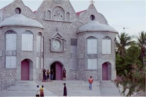 La cathédrale du Môle Saint Nicolas